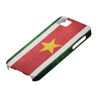 Flag of Suriname iPhone SE/5/5s Case