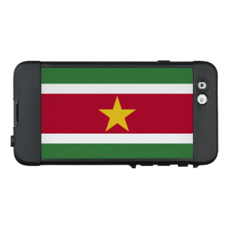 Flag of Suriname LifeProof iPhone Case