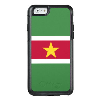Flag of Suriname OtterBox iPhone Case