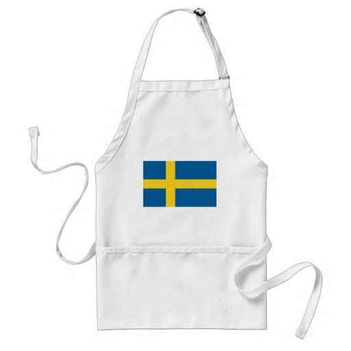 Flag of Sweden Apron