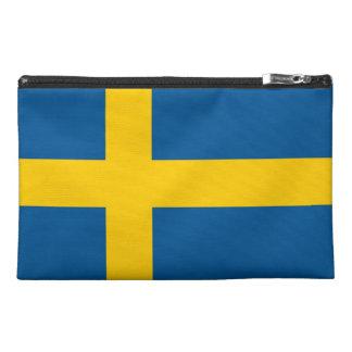 Flag of Sweden Travel Accessory Bag