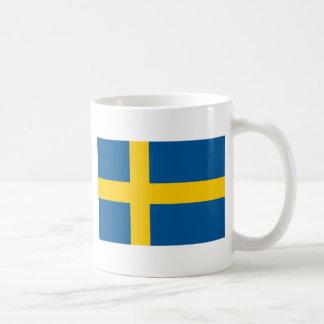 Flag of Sweden Coffee Mug
