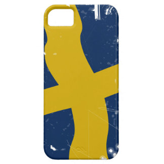 Flag OF Sweden iPhone 5 Case-Mate Protector