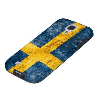 Flag of Sweden Galaxy S4 Case