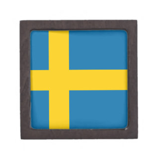 Flag of Sweden Gift Box
