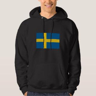 Flag of Sweden Hooded Pullover