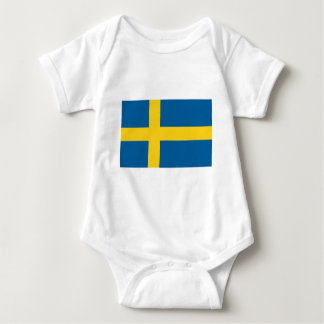 Flag of Sweden Infant Creeper