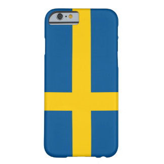 Flag of Sweden iPhone 5 Case iPhone 6 Case