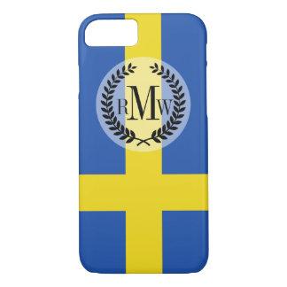 Flag of Sweden iPhone 8/7 Case