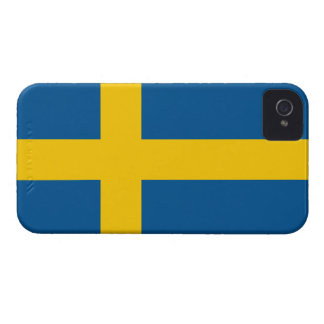 Flag of Sweden iPhone Case iPhone 4 Case-Mate Cases