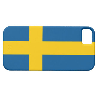 Flag of Sweden iPhone Case iPhone 5 Cover