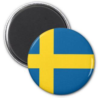 Flag of Sweden Magnet