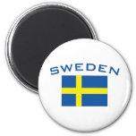 Flag of Sweden Magnets