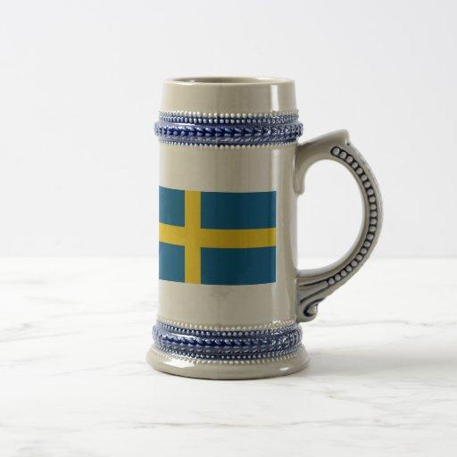 Flag of Sweden Mug