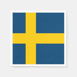 Flag of Sweden Napkin