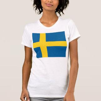 Flag_of_Sweden Playera