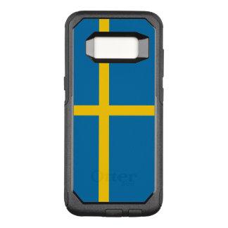 Flag of Sweden Samsung OtterBox Case