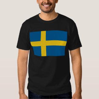 Flag of Sweden Shirts