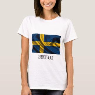 Flag of Sweden, Swedish Flag T-Shirt