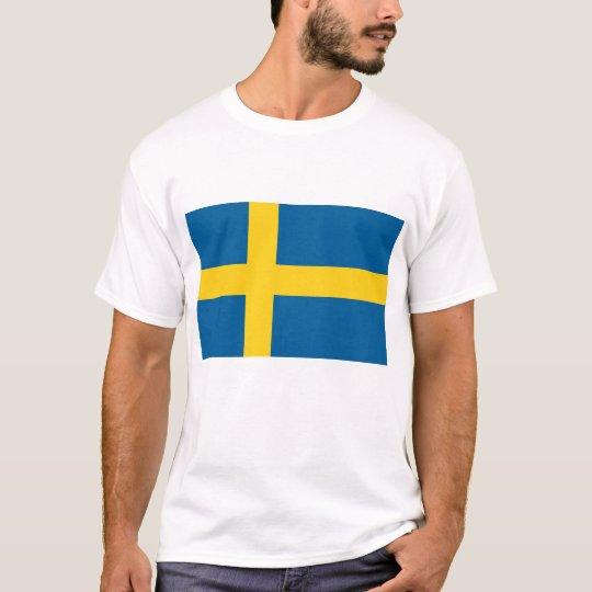 Flag of Sweden T-Shirt
