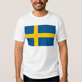 Flag of Sweden Tee Shirt