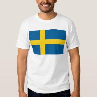 Flag of Sweden Tees
