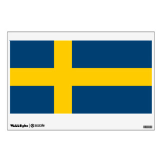 Flag of Sweden Wall Decal