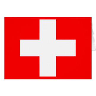 Flag of Switzerland Cards