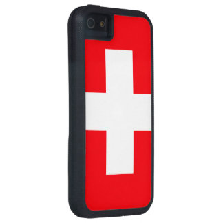 Flag of Switzerland iPhone 5 Covers