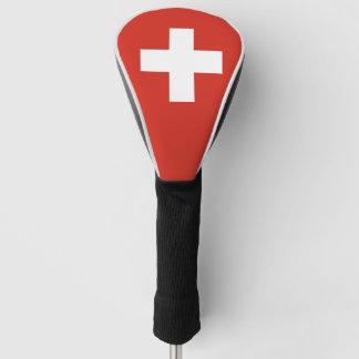Flag of Switzerland Golf Head Cover