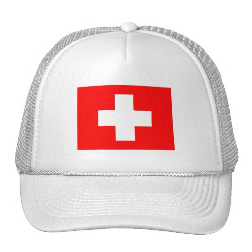 Flag of Switzerland Hat