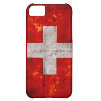 Flag of Switzerland iPhone 5C Cover