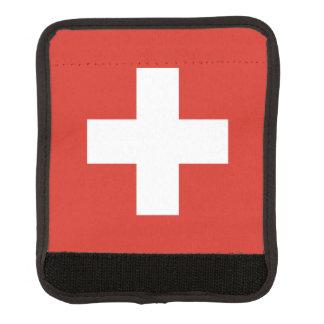 Flag of Switzerland Luggage Handle Wrap