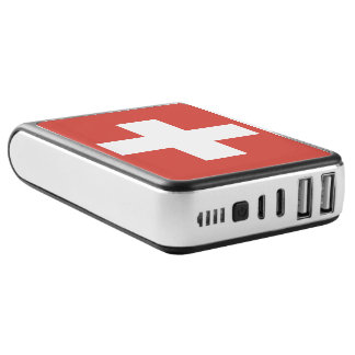 Flag of Switzerland Power Bank