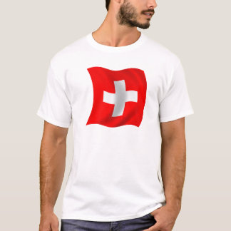 Flag of Switzerland T-Shirt