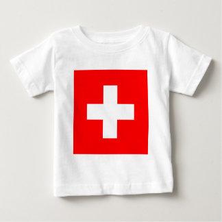 Flag of Switzerland T Shirt
