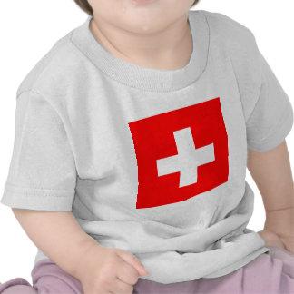 Flag of Switzerland Shirts