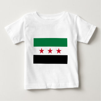 Flag of Syria - Syrian Independence flag Baby T-Shirt