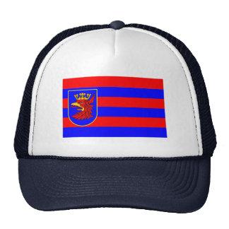 Flag of Szczecin Trucker Hat