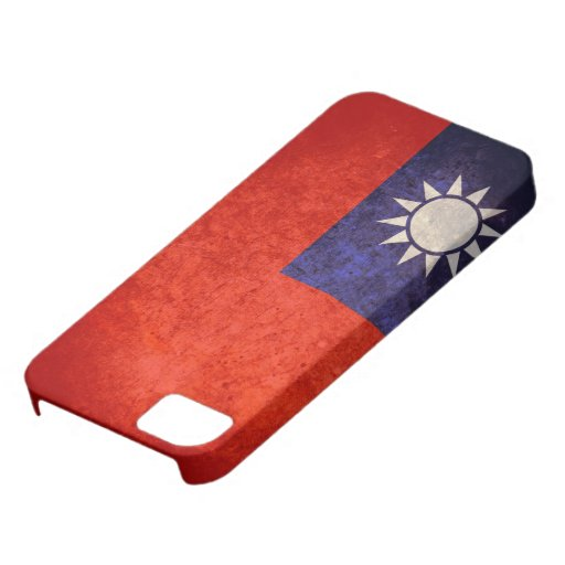 Flag of Taiwan iPhone 5 Case