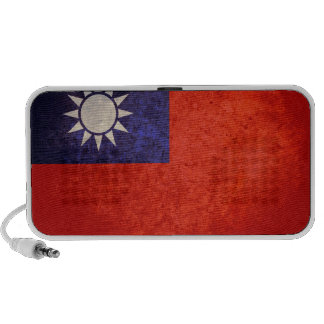 Flag of Taiwan iPhone Speakers