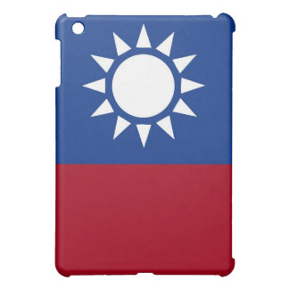 Flag of Taiwan Republic of China iPad Mini Case