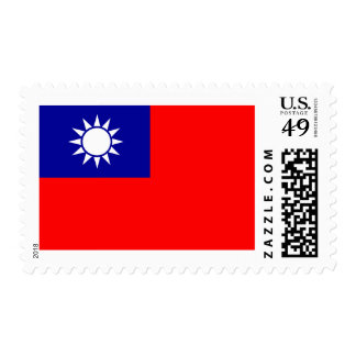 Flag of Taiwan (ROC) Postage Stamps