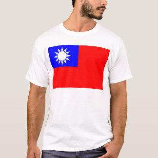 Flag of Taiwan T-Shirt