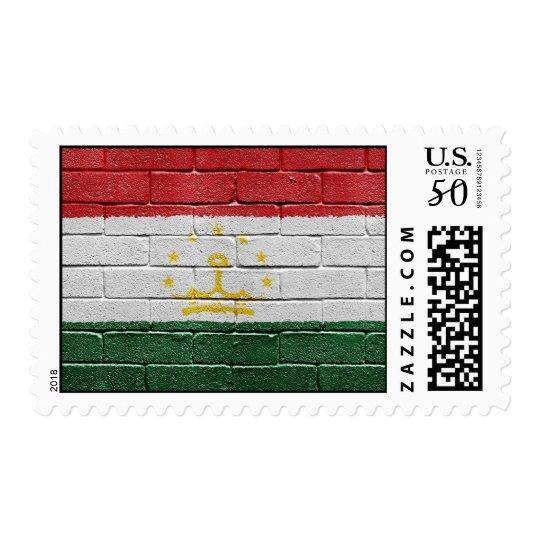 Flag of Tajikistan Postage