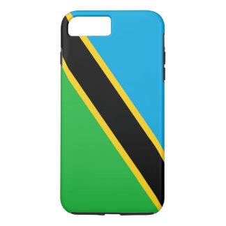 Flag of Tanzania iPhone 8 Plus/7 Plus Case