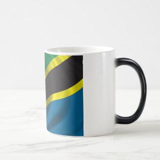 Flag of Tanzania Magic Mug