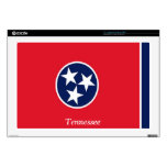 """Flag of Tennessee 17"""" Laptop Decals"""