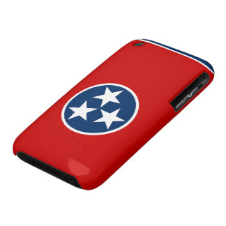 Flag of Tennessee iPhone 3 Cover
