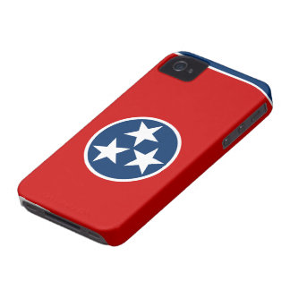 Flag of Tennessee iPhone 4 Case